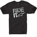Alpinestars Футболка Ride It Tech Classic Tee